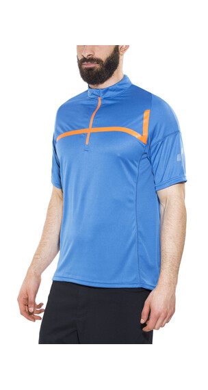 Cube Motion Trikot kurzarm Herren blue'n'orange